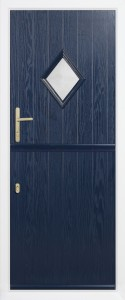 Stable door blue dia obscure