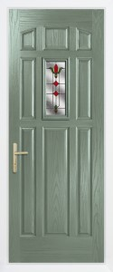Sussex chartwell green fleur de lys - Copy